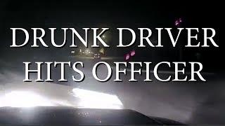 Deputy Hit By Drunk Driver