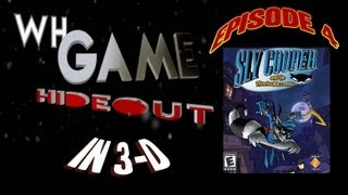 WH Game Hideout - 4 - Sly Cooper in 3D, Arcade review, retro gaming