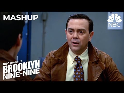 Brooklyn Nine-Nine - A Limited Vocabulary: The Worst of Charles Boyle (Mashup)