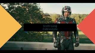 ►Scott Lang | Cobrastyle