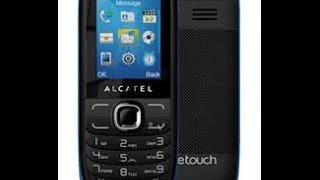 unboxing Telefon Alcatel One Touch 316 Black