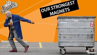 How strong are neodymium magnets [Ask Fausto #6]