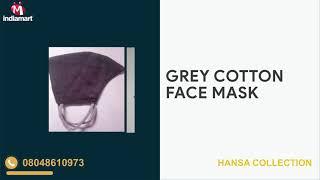 Cotton Face Mask Printed Cotton Face Mask Manufacturer