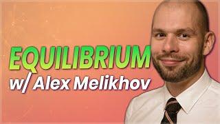 ▶️ Equilibrium – One Stop DeFi – With Alex Melikhov | EP:470