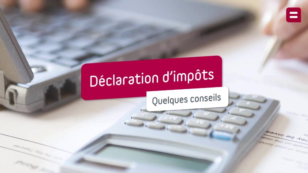 guide des impots 2020 belgique