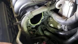 PART 1- P0106 VW 2.5L Jetta Manifold Sensor Implausible Signal