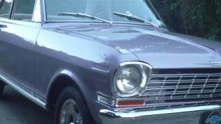 1964 Chevrolet Chevy II Nova Gasser Walk around