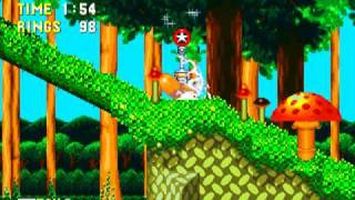 Sonic 3 & Knuckles Part 7: Mushroom Hill Zone (Super Tails)