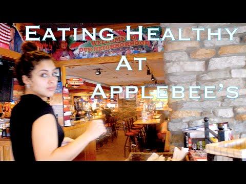 Food is life #17 Applebee's Healthy Meals