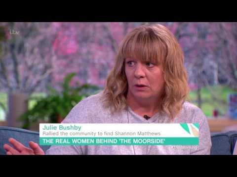 The Real Women Behind 'The Moorside' | This Morning