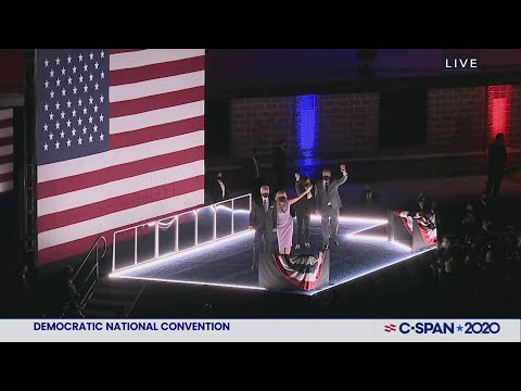 Democratic National Convention (Day 4)