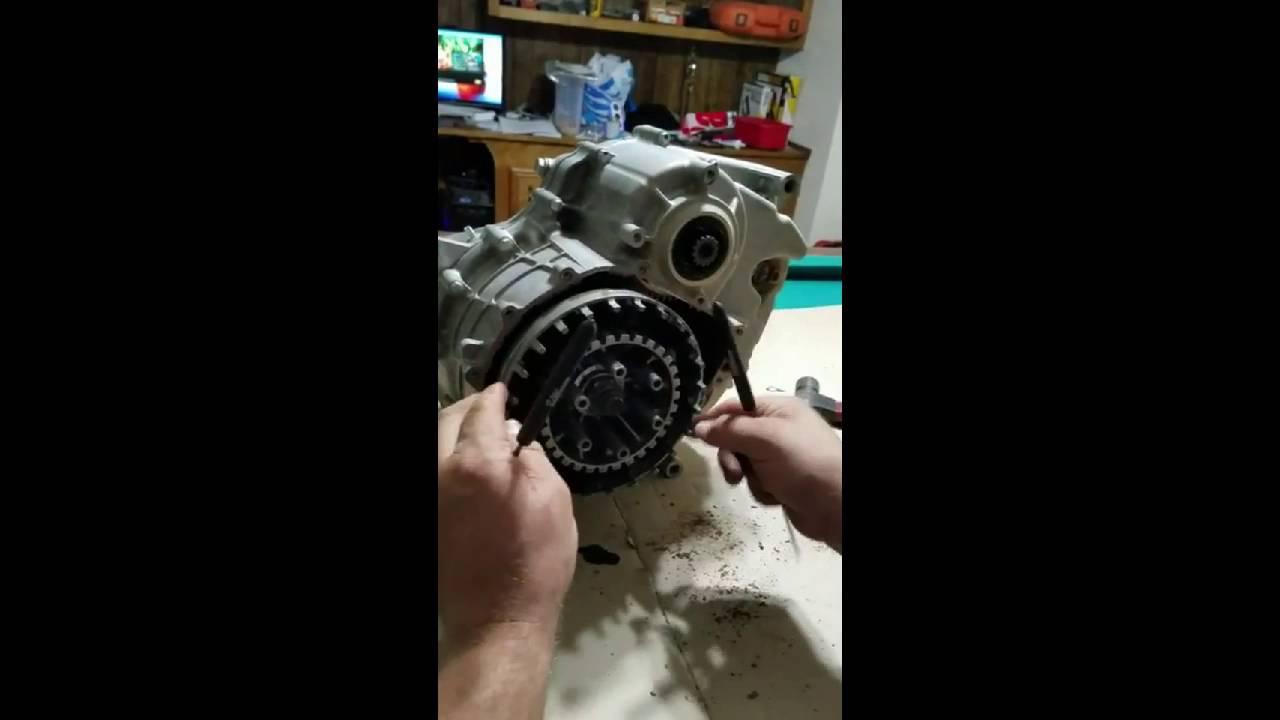 Yamaha gytr torque assist gear kit by tube works for for Yamaha yxz gear reduction kit
