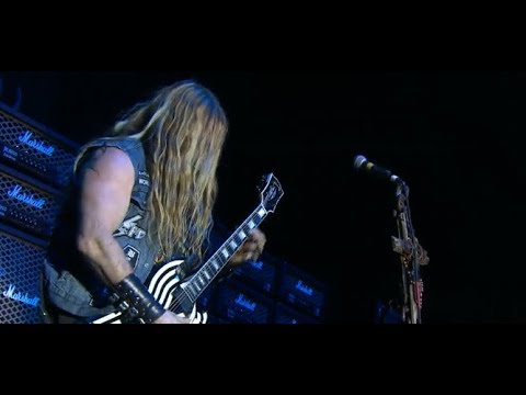 "Black Label Society release new song ""Trampled Down Below"" off new album Grimmest Hits"