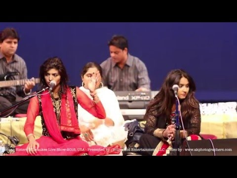 Nooran Sisters Milwaukee Live Show-2015-Part-7