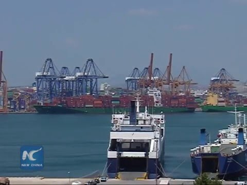 Greek privatization fund Chinese COSCO s bid for acquisition of Piraeus port accepted