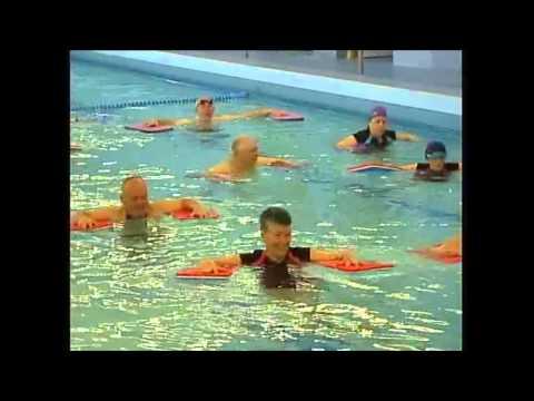 USMA + 50 ans Gym aquatique