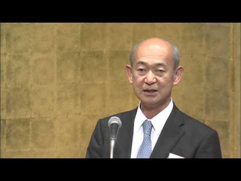 小出秀文様 日本私立大学協会事務局長 Mr. Hidebumi Koide,Association of Private Universities of Japan Secretary-General