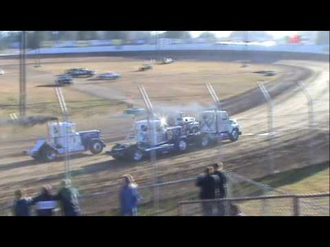 Grays Harbor Raceway, July 24 2010, Rolling Thunder Big Rigs Dashes