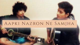 Aapki Nazron ne Samjha- A S K and Sukrit Thakur