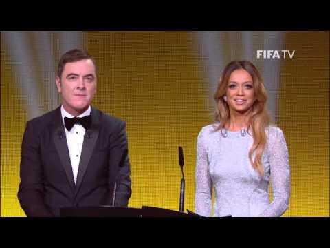 2015 FIFA/FIFPro World XI revealed