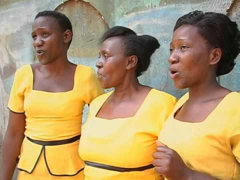 Golden Gate Choir - Nitaelezaje