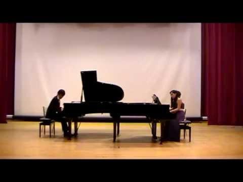 Tony Jen plays Rachmaninoff Piano Concerto No.2, op.18 mov.1