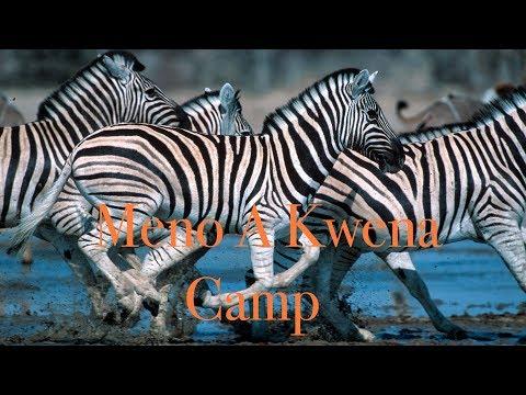 Meno A Kwena Safari Camp - Natural Selection Travel - Botswana