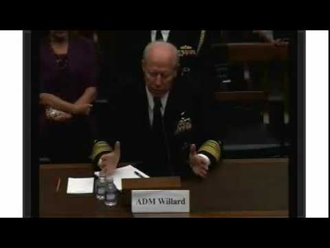 HASC Q&A - PACOM Budget and Oversight Hearing
