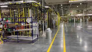 2020 Chevy Silverado heavy-duty trucks produced General Motor's Flint Michigan manufacturing plant