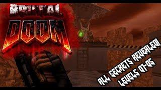 Brutal Doom V21 Extermination Day Starter Pack 1 100 SECRETS