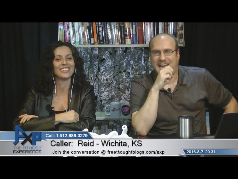 Atheist Experience 20.31 with Russell Glasser and Tracie Harris