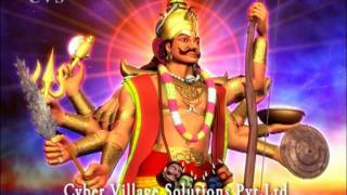 Om Namah Shivaya DHUN (Shiva Stuti) - 3D Animation Devotional video songs