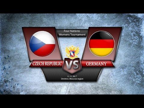 4 Nations. Czech Republic - Germany