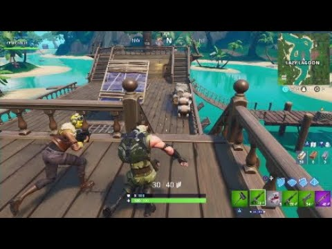 Fortnite: Even More Billy Bounce Emote Trolling!!