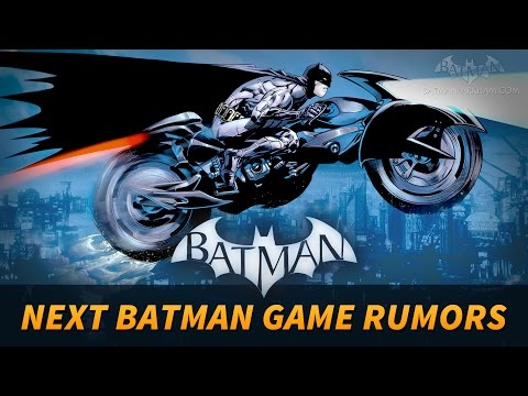 Next Batman Game by WB Montreal - Rumors Roundup