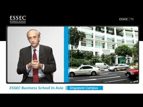 ESSEC Business School in Asia - Asia-Pacific Center - Singapore