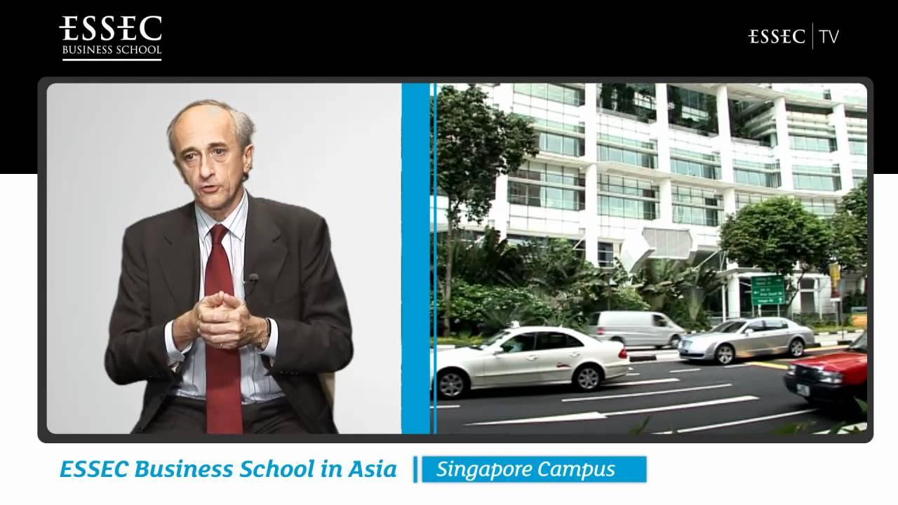 ESSEC Business School in Asia - Asia-Pacific Center - Singapore