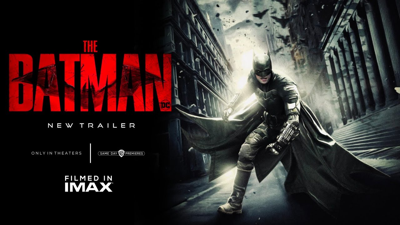 Download THE BATMAN - New Trailer (2022) Robert Pattinson   Matt Reeves Superhero Movie Concept   Warner Bros