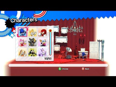 Sonic Generations: Episode Metal (Version 2.95) - Progress Video 2 (The return of Sonic's Friends)
