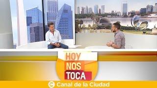 Conversación y café con Osvaldo Laport en Hoy nos toca