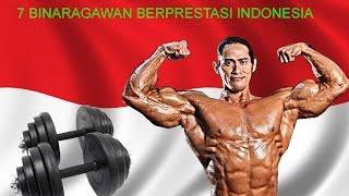7 Atlet Binaraga Indonesia yang berprestasi pada jaman nya