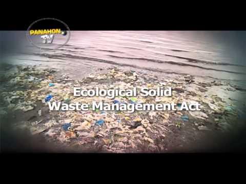 ULAT PANGMULAT: Solid Waste Management
