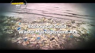 ULAT PANGMULAT: Solid Waste Management