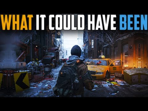 The Game The Division Could Have Been & What TD2 Can Still Become