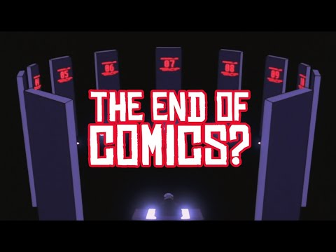 The END Of The Comic Book Industry? LIVE ROUNDTABLE