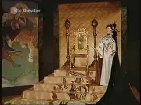 """Turandot - """"In questa reggia"""" - Birgit Nilsson & Franco Corelli"""