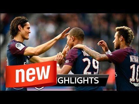Download PSG vs Bordeaux 6-2 - All Goals & Highlights - 30/09/2017 HD