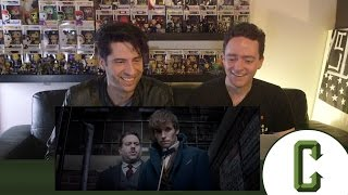 Fantastic Beasts and Where to Find Them Final Trailer Reaction & Review
