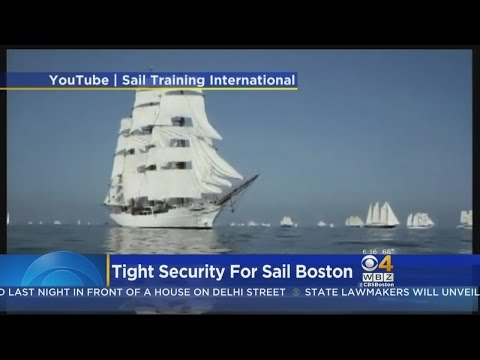 Sail Boston Security Will Be Tight