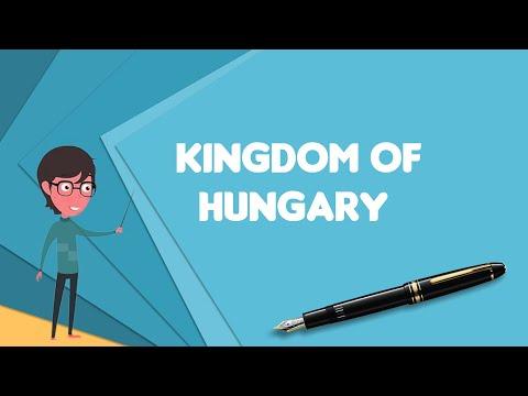 What is Kingdom of Hungary (1920–1946)?, Explain Kingdom of Hungary (1920–1946)